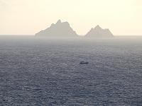 The Skellig Rocks